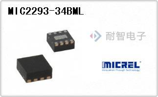 Micrel公司的LED驱动器芯片-MIC2293-34BML