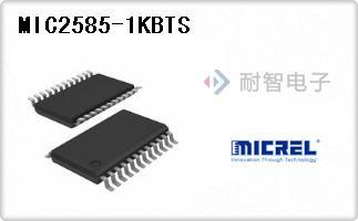 Micrel公司的热插拔控制器芯片-MIC2585-1KBTS