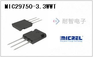 MIC29750-3.3WWT