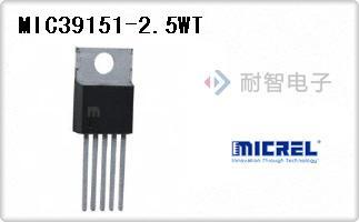 MIC39151-2.5WT