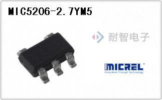 MIC5206-2.7YM5