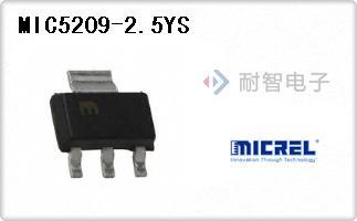MIC5209-2.5YS