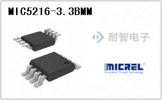 MIC5216-3.3BMM