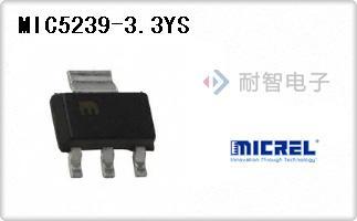 Micrel公司的线性稳压器芯片-MIC5239-3.3YS
