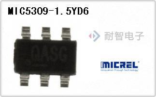 MIC5309-1.5YD6
