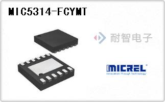MIC5314-FCYMT