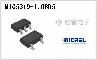 MIC5319-1.8BD5