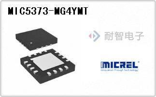 Micrel公司的线性稳压器芯片-MIC5373-MG4YMT