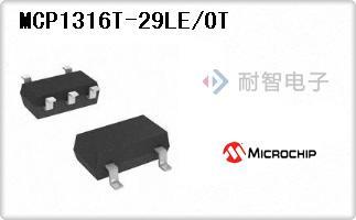 MCP1316T-29LE/OT