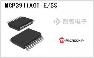 MCP3911A0T-E/SS
