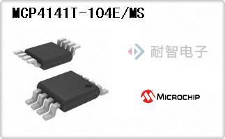 MCP4141T-104E/MS