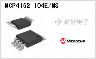 MCP4152-104E/MS