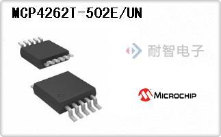 MCP4262T-502E/UN