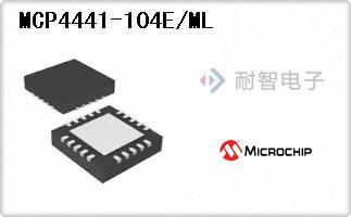 MCP4441-104E/ML