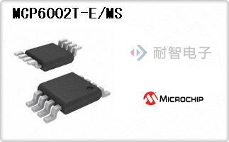 MCP6002T-E/MS