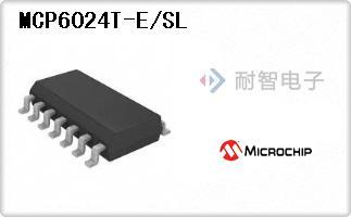 MCP6024T-E/SL