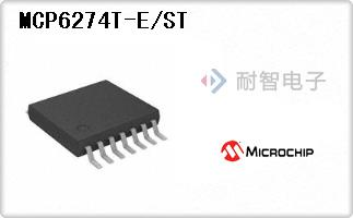 MCP6274T-E/ST