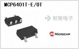 MCP6401T-E/OT