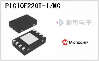 PIC10F220T-I/MC
