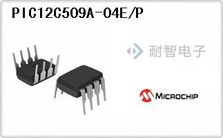 PIC12C509A-04E/P