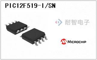 PIC12F519-I/SN