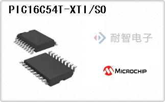 PIC16C54T-XTI/SO