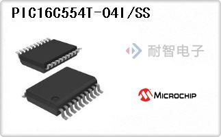 PIC16C554T-04I/SS