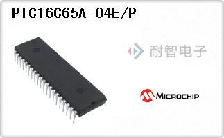 PIC16C65A-04E/P