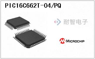PIC16C662T-04/PQ