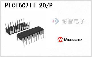 PIC16C711-20/P