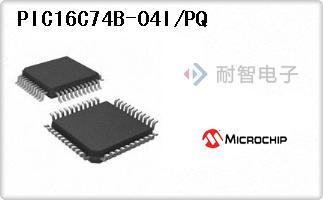 PIC16C74B-04I/PQ