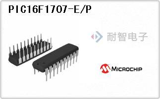 PIC16F1707-E/P