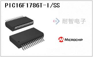 PIC16F1786T-I/SS