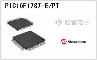 PIC16F1787-E/PT