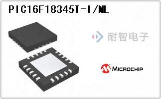 PIC16F18345T-I/ML