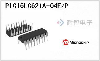 PIC16LC621A-04E/P