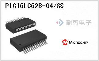 PIC16LC62B-04/SS
