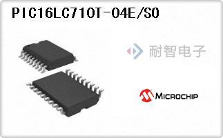PIC16LC710T-04E/SO