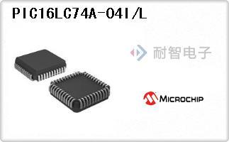 PIC16LC74A-04I/L