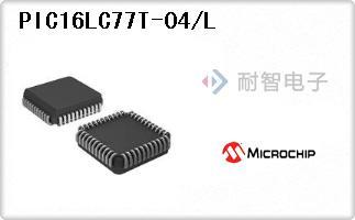 PIC16LC77T-04/L