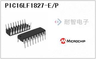 Microchip公司的微控制器-PIC16LF1827-E/P