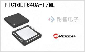 PIC16LF648A-I/ML