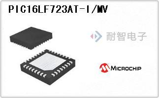 PIC16LF723AT-I/MV