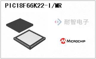 PIC18F66K22-I/MR