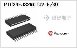 PIC24FJ32MC102-E/SO