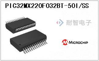 PIC32MX220F032BT-50I/SS
