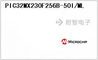 PIC32MX230F256B-50I/ML