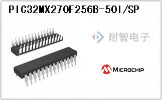 PIC32MX270F256B-50I/SP