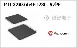 PIC32MX664F128L-V/PF