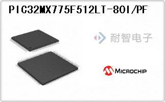 PIC32MX775F512LT-80I/PF